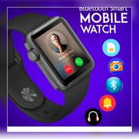 Used New bluetooth smart watch black in Dubai, UAE