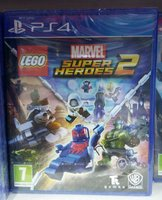 Ps4 GAME- MARVEL (LEGO)