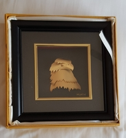 Used UAE Gift Frame Gold Plated in Dubai, UAE