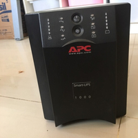 Used APC Smart UPS computer power supply in Dubai, UAE