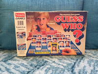 Used Guess Who? Board Game in Dubai, UAE