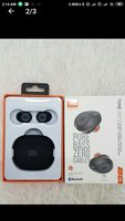 Used Black edition jbl earbuds in Dubai, UAE
