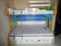 Used Double deck bed in Dubai, UAE
