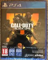 Used Call of Duty Black Ops 4 - PS4 - Sealed in Dubai, UAE