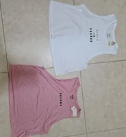 Used Authentic Pink sports crop tops in Dubai, UAE