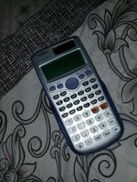 Used Casio significate calculator in Dubai, UAE