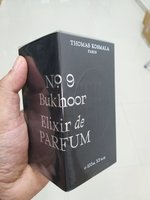 Used THOMAS KOSMALA Nö9 BUKHOOR EDP 100ml in Dubai, UAE
