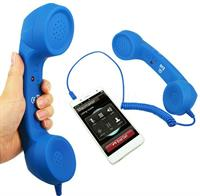 3.5mm Retro Handset Radiation-proof adjustable tone Cell Phone Receiver
