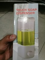 Used Tuch soap dispenser in Dubai, UAE