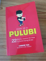 Used Diary ng Pulubi (Signed by Chinkee Tan) in Dubai, UAE
