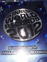 Used Guinnessbook of world records 2012/13 in Dubai, UAE