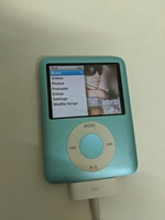Used Ipod nano 3rd gen * no battery backup* in Dubai, UAE
