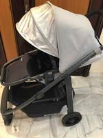 Used Uppababy Cruz Stroller Grey in Dubai, UAE