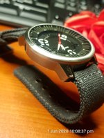 Used FABRIC WATCH ONE LUCKY BUYER! in Dubai, UAE