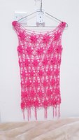 Used Gorgeous designer crochet cover up in Dubai, UAE