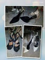 Used 3pairs of sandals shoes in Dubai, UAE