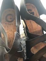 Used Guess Wedges Sandals New in Dubai, UAE