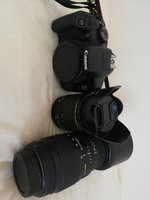 Used Camera 1300d with Sigma lense 70 to 300 in Dubai, UAE