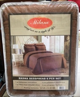 Used Quilted bedspread with 6 pcs in Dubai, UAE