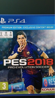 Used PES 2018 -Premium Edition  in Dubai, UAE