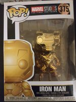Used Pop iron Man golden in Dubai, UAE