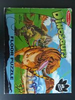 Used Kids dinosaur puzzle in Dubai, UAE