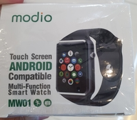 Used . Smart.  Watch ne.w. golden. in Dubai, UAE