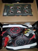 Used HEELYS (the authentic wheeled shoe) in Dubai, UAE