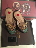 Used Gucci mule master copy in Dubai, UAE