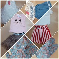 Used 5 dresses for little princess in Dubai, UAE