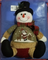Used Snowman doll in Dubai, UAE
