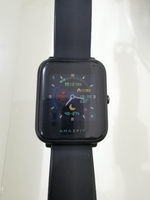 Used Amazfit bip smart watch in Dubai, UAE