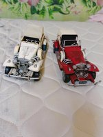 Used Two Car Show pieces and carrom board in Dubai, UAE