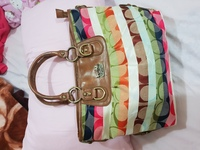 Used COACH#AUTHENTIC#HANDBAG#USED#Hot deal in Dubai, UAE