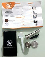 Used Stainless Steel Coffee Capsule in Dubai, UAE