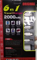 Used 6 in 1 travel charger in Dubai, UAE
