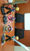 Used Action figured collectibles dragonball Z in Dubai, UAE