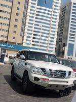 Used Nissan patrol in Dubai, UAE