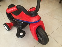 Used Red Motor for children in Dubai, UAE
