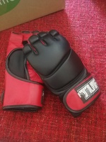 Used Gloves from MMA champion in Dubai, UAE