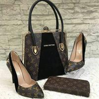 LV Begs With Spectacular LV Heels