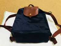 fc140ef9979c Authentic Longchamp LePliage - Medium · Used LC backpack le pliage in  Dubai