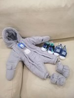 Used Baby outfit and shoes in Dubai, UAE