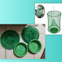 Used 2 pcs fly traps net in Dubai, UAE