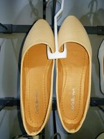 Beige color shoes for women