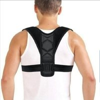 Used Back posture strap- Black in Dubai, UAE