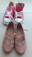 Used new converse and zara shoes in Dubai, UAE