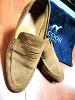 Used Sacoor Suedes Size 43 in Dubai, UAE