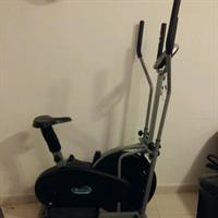 Used 2 In 1 eliptical with cycling option  in Dubai, UAE