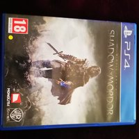 Used PS4 Shadow of Mordor in Dubai, UAE